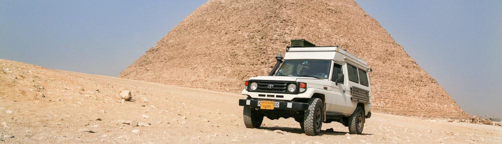 Reisepixel - Toyota - Ägypten