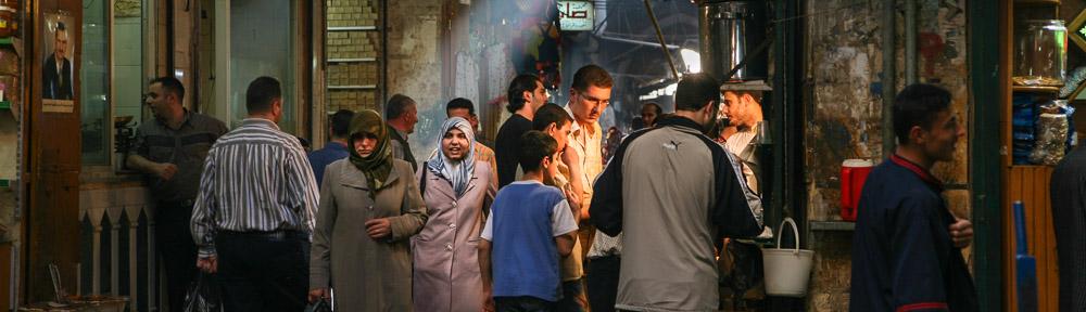 Reisepixel - Syrien